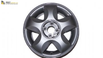 Twingo Alizar New Alloy Wheel in Silver Grey 8200449952